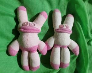 cc dolls pink twins