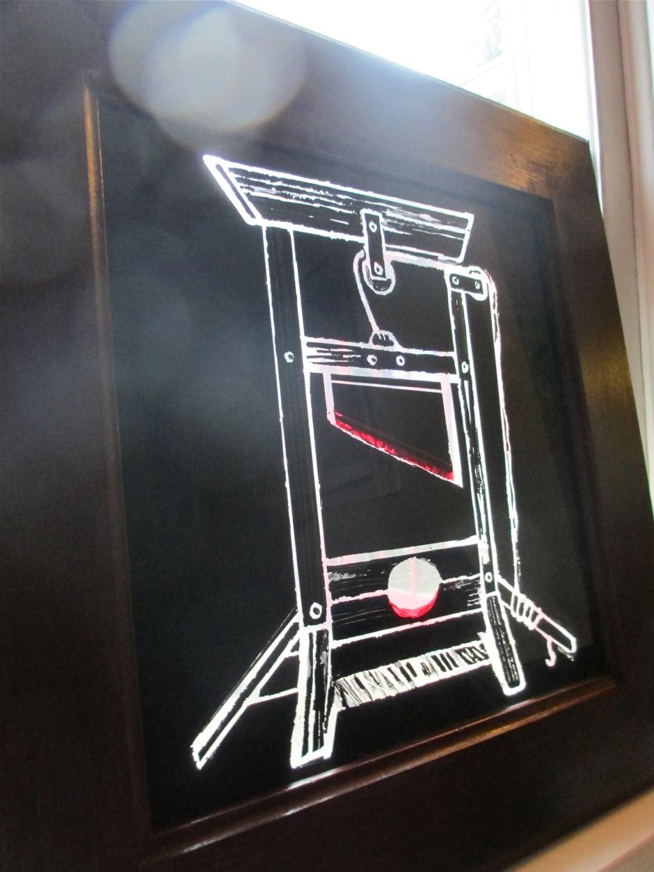 guillotine #1