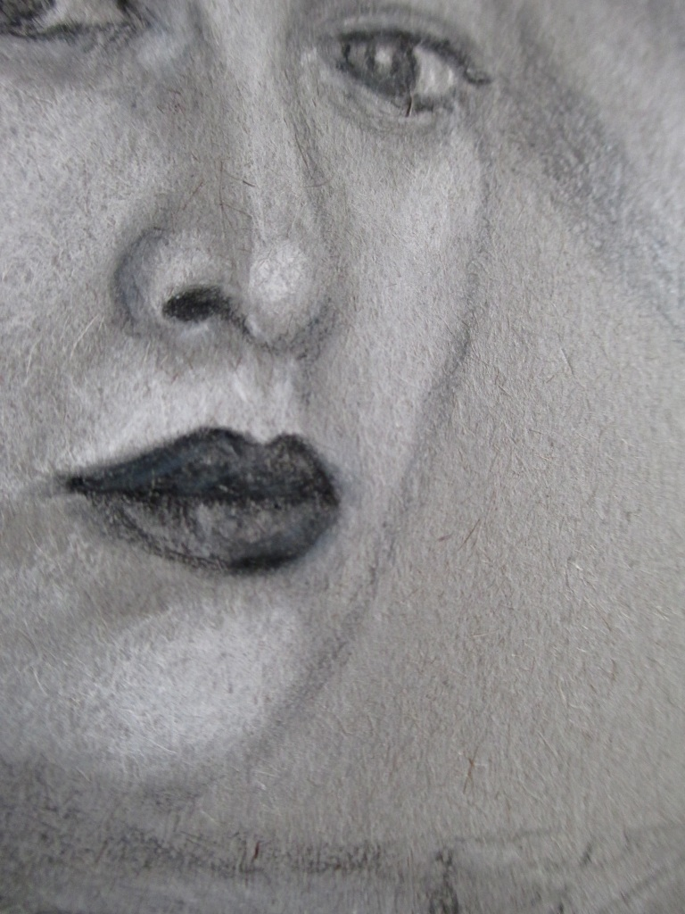 blue kiss (detail)